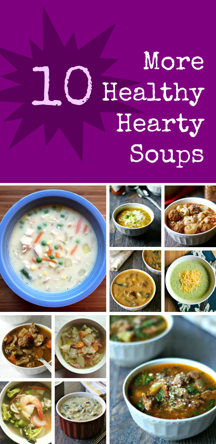Healthy Hearty Soup Recipes