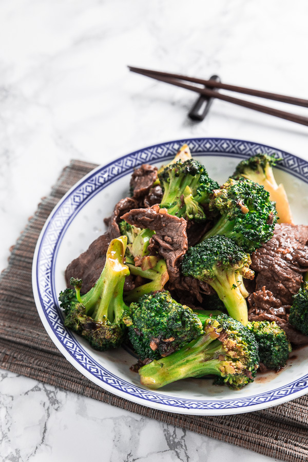 Easy Beef & Broccoli recipe
