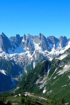 North Cascades National Park, Washington State - https://roadtrippers.com/us/upper-skagit-wa/nature/north-cascades-national-park