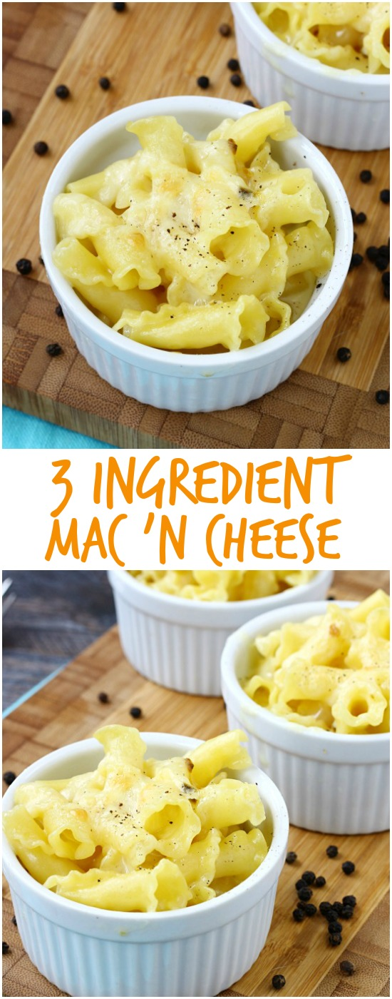 3 Ingredient Mac and Cheese Recipe c