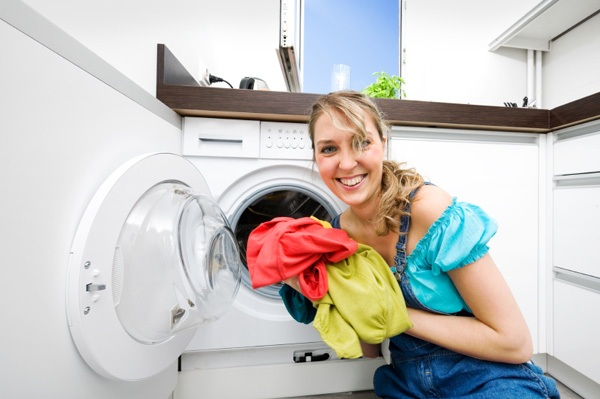 4 Super Simple Secrets to Creating the Perfect Laundry System
