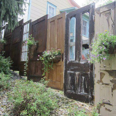 diy creative fence installation ideas dan330