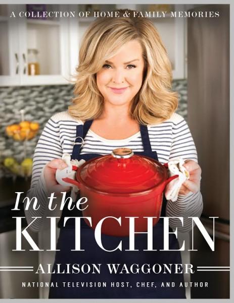 A Cookbook Cover