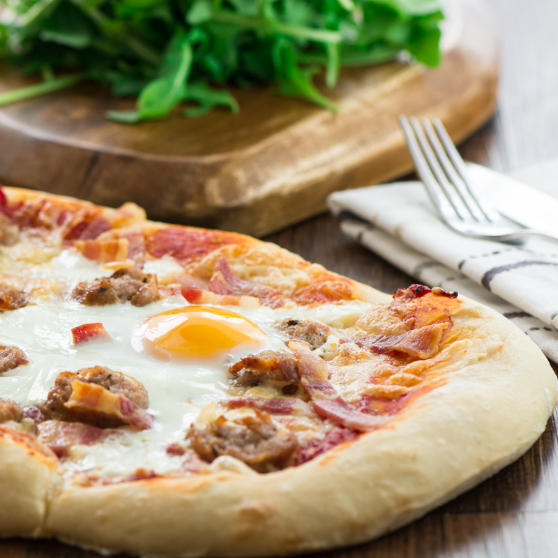 All-day brekfast pizza 3