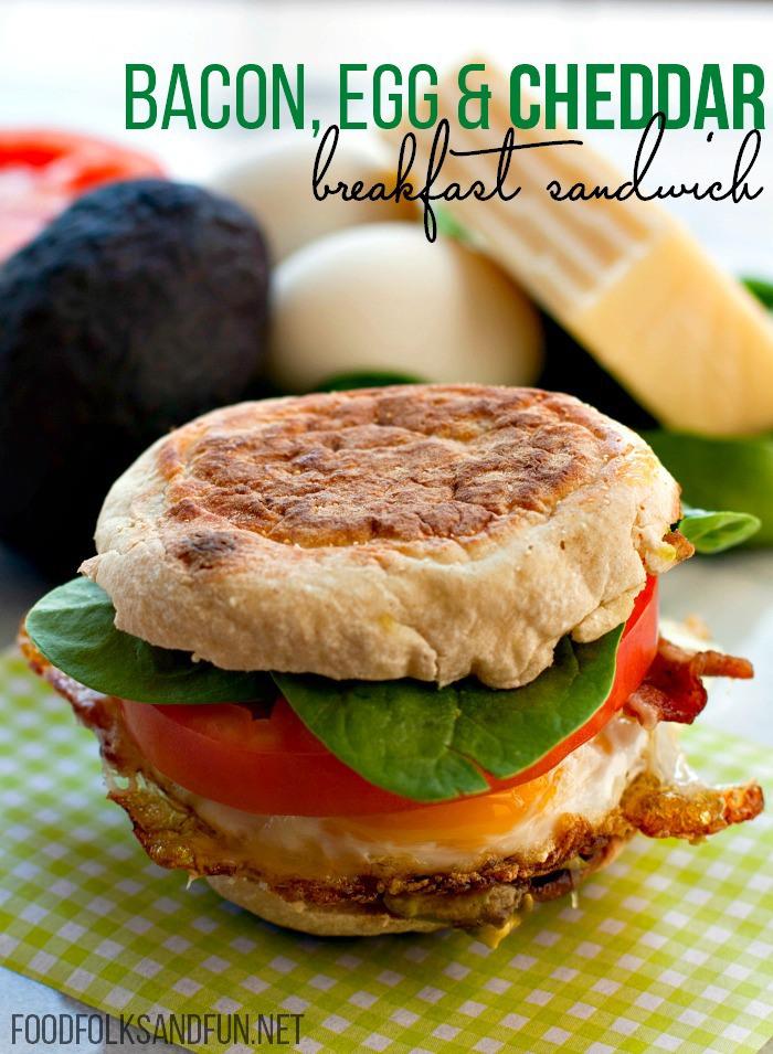 Bacon-Egg-Cheddar-Breakfast-Sandwich