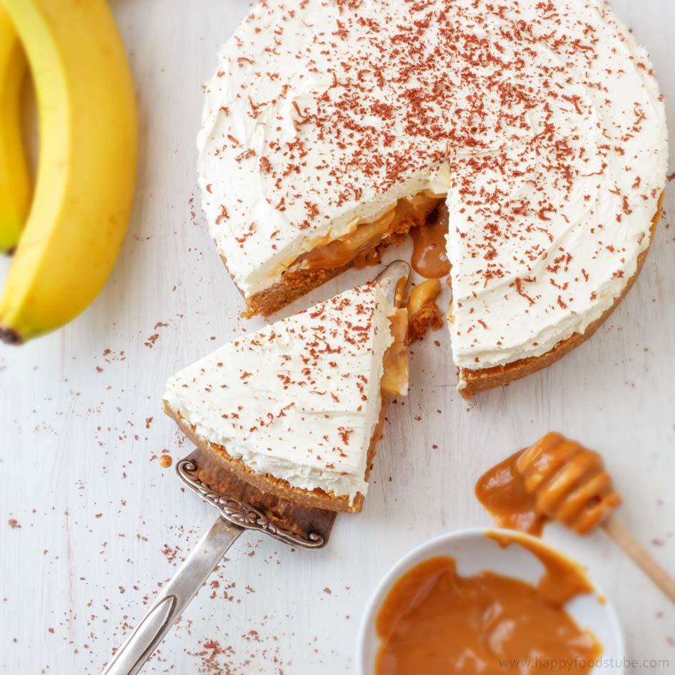 Banana-Banoffee-Pie