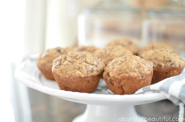 Banana Chocolate Chip Muffins_2