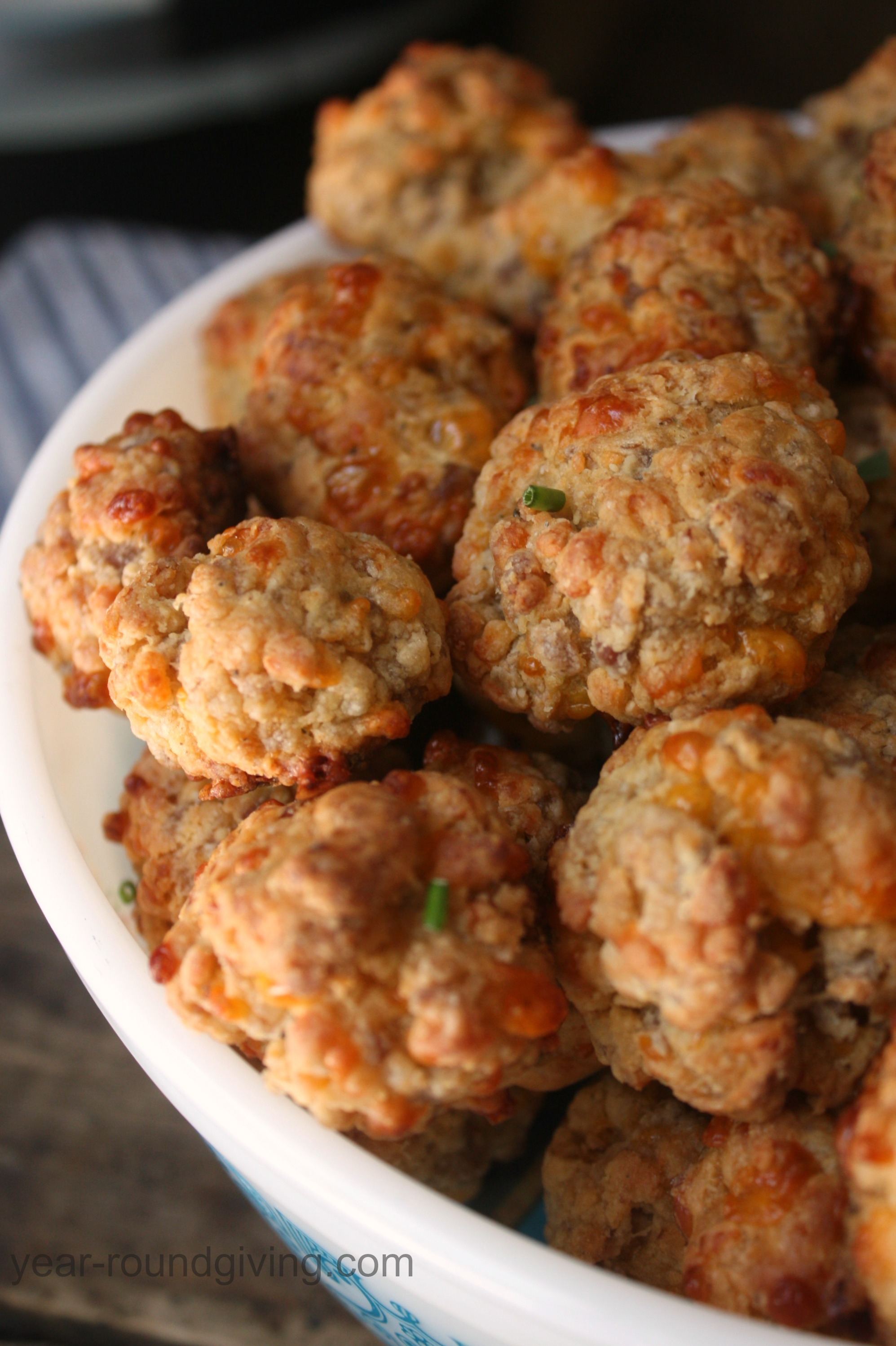 Best Sausage Ball Recipe