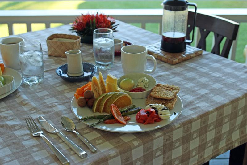 BreakfastPorch