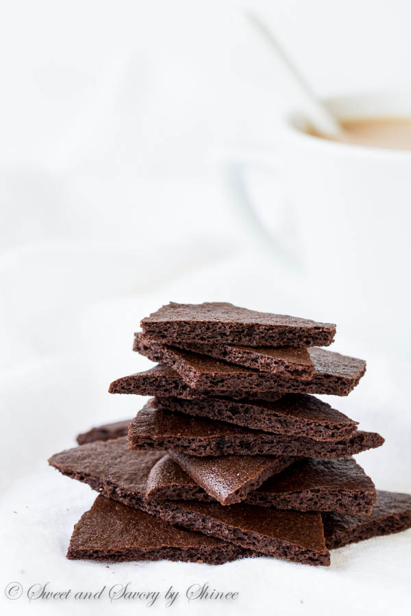 Brownie Brittles