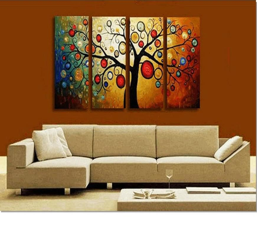Canvas Modern Wall Decor Art