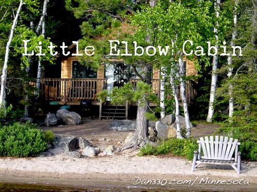 little elbow cabin