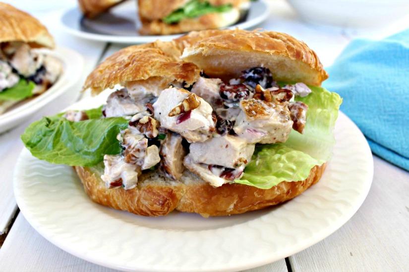 Chicken Salad Sandwich 2