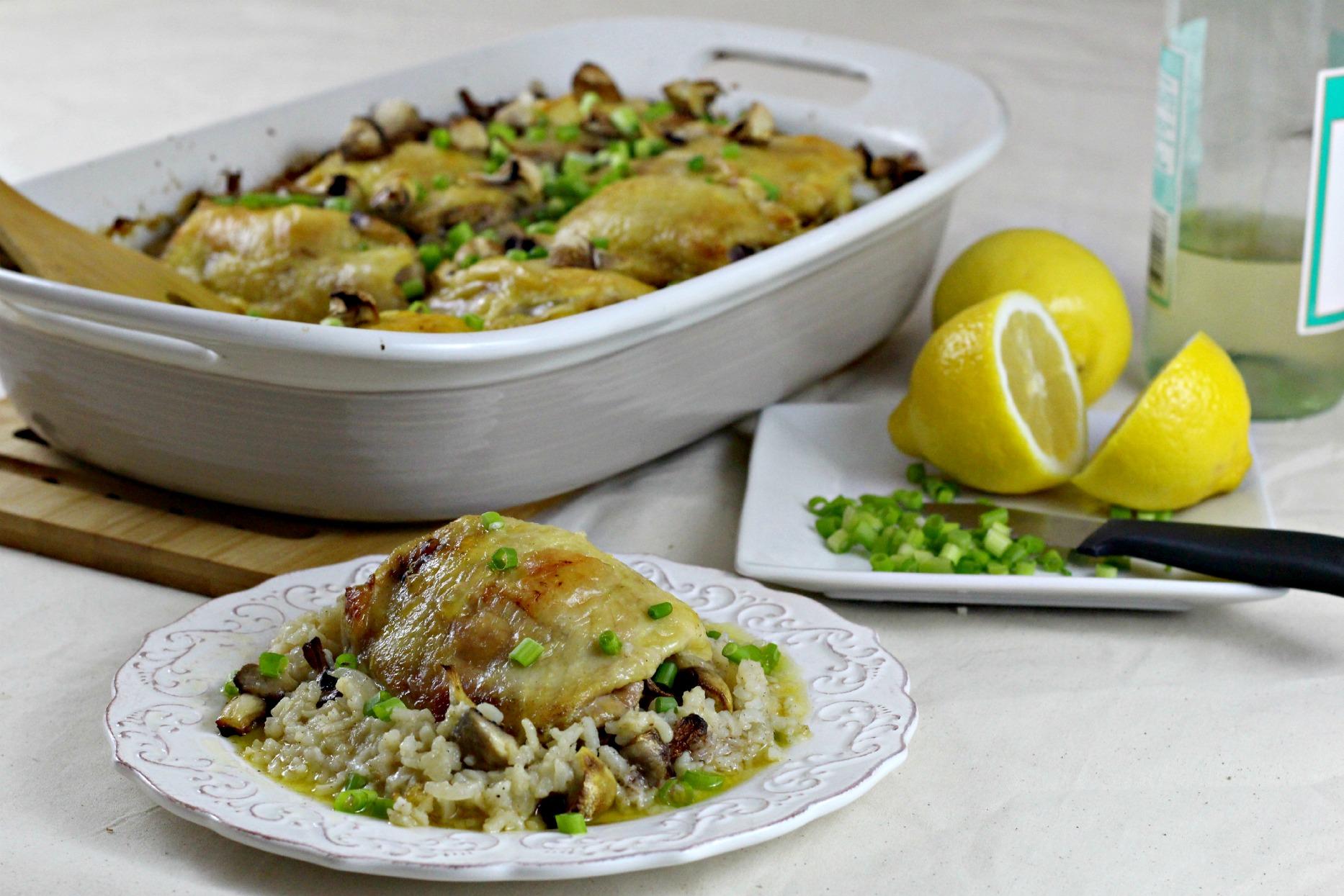 Chicken and Risotto Recipe