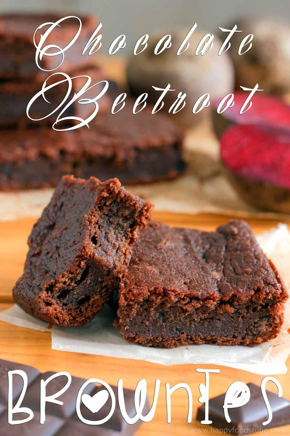 Chocolate-Beetroot-Brownies