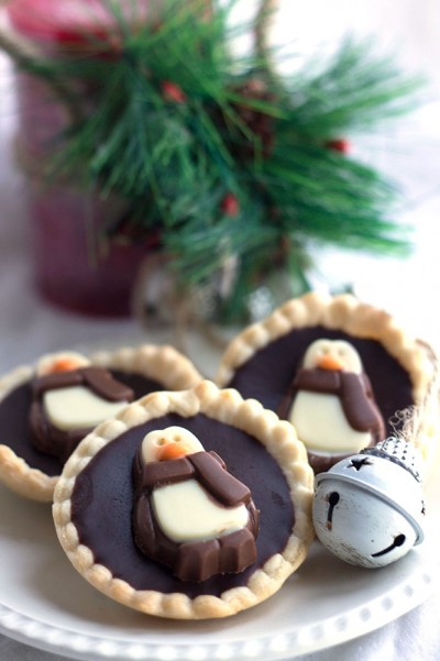 Chocolate Tarts (2 of 1)