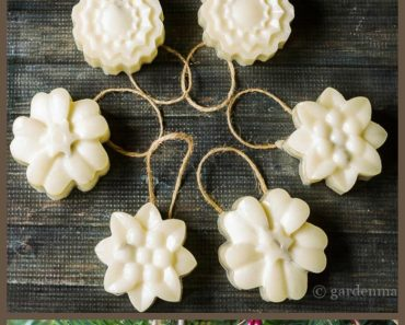 cinnamon-scented-beeswax-ornaments