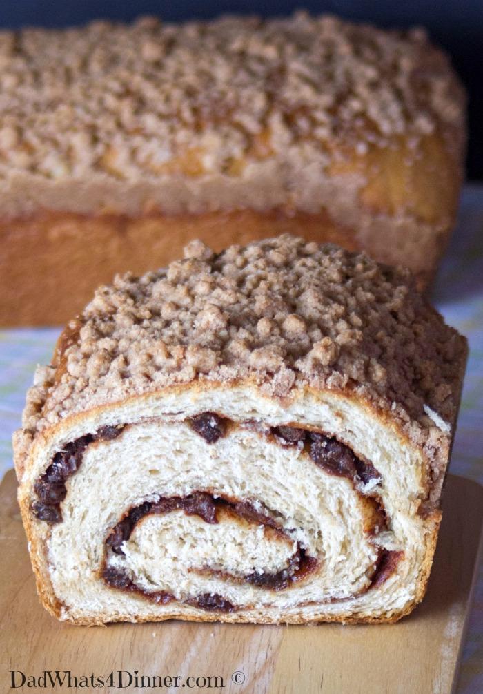 Cinnamon Swirl Bread 2