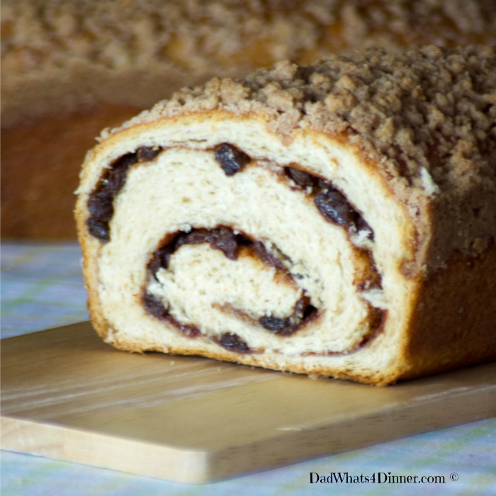 Cinnamon Swirl Bread 9