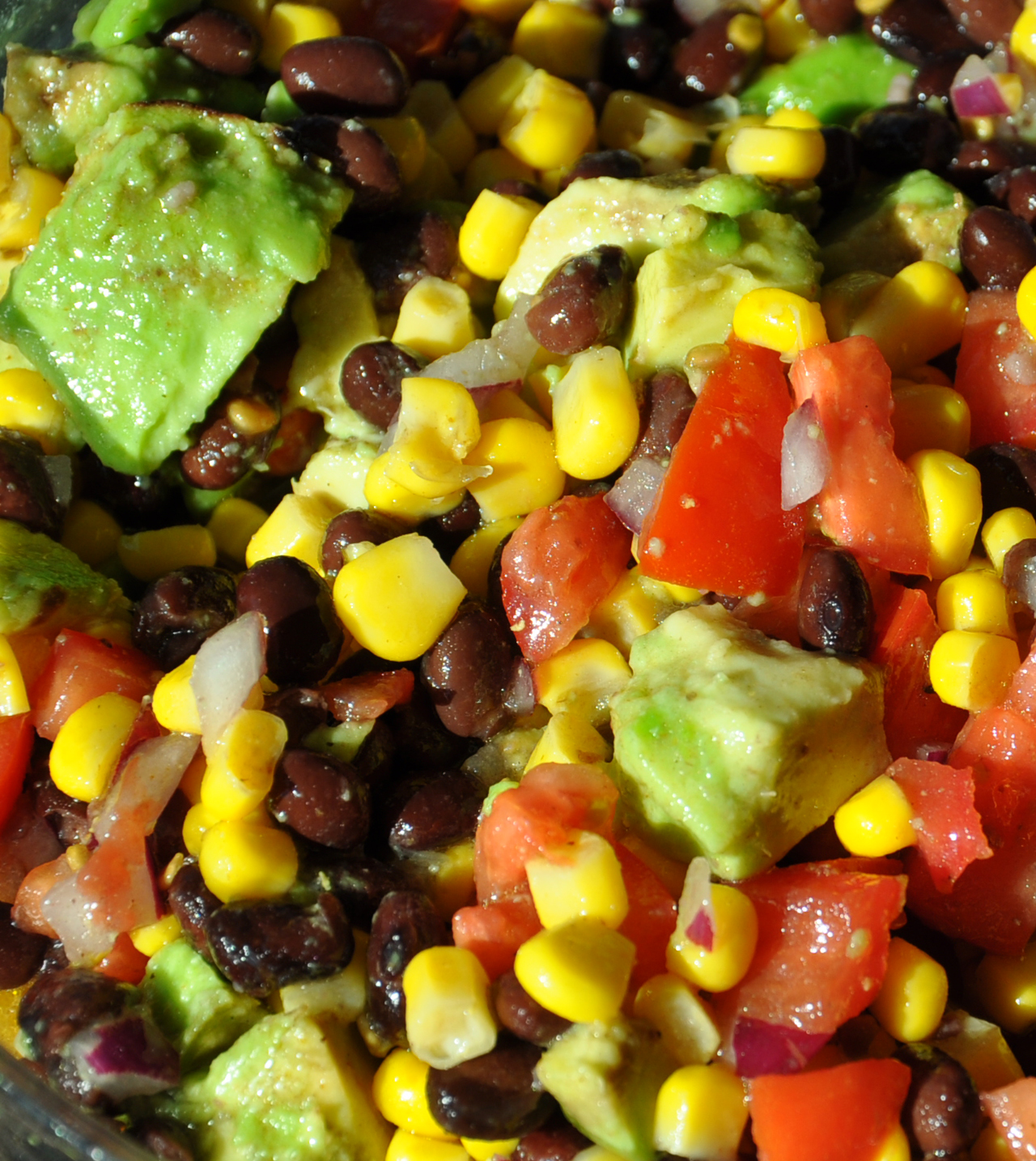 Grilled Avocado Salsa – Dan330