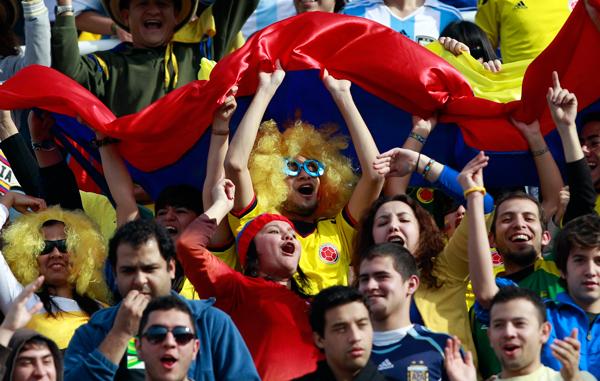 Columbian-Soccer-Fans