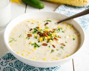 Corn Chowder Beyond the Chicken Coop 2