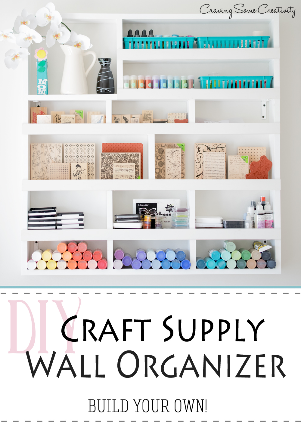 Craft Supply Organizer
