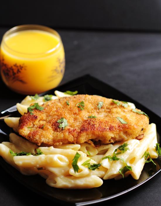 Crispy Lemon Chicken