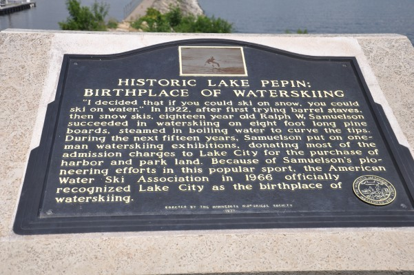 Lake City, MN Birthplace of Waterskiing