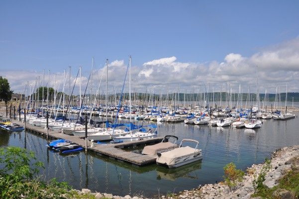 Marina in Lake City, MN