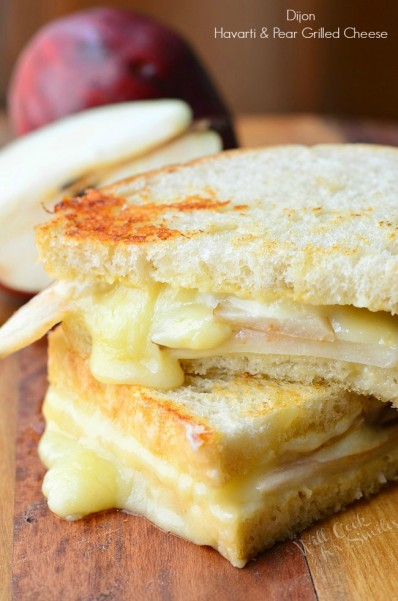 Dijon-Havarti-Pear-Grilled-Cheese-2-from-willcookforsmiles.com_