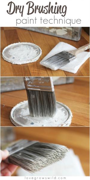 Dry-Brushing-Paint-Technique-Title