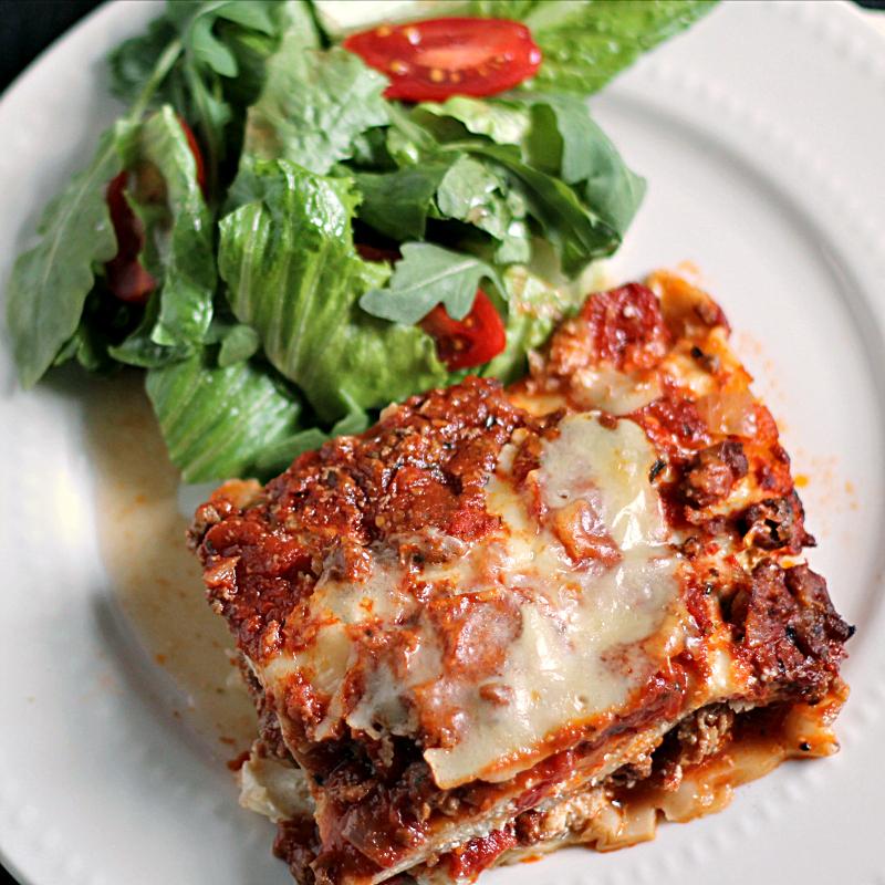 Ever Expanding Lasagna