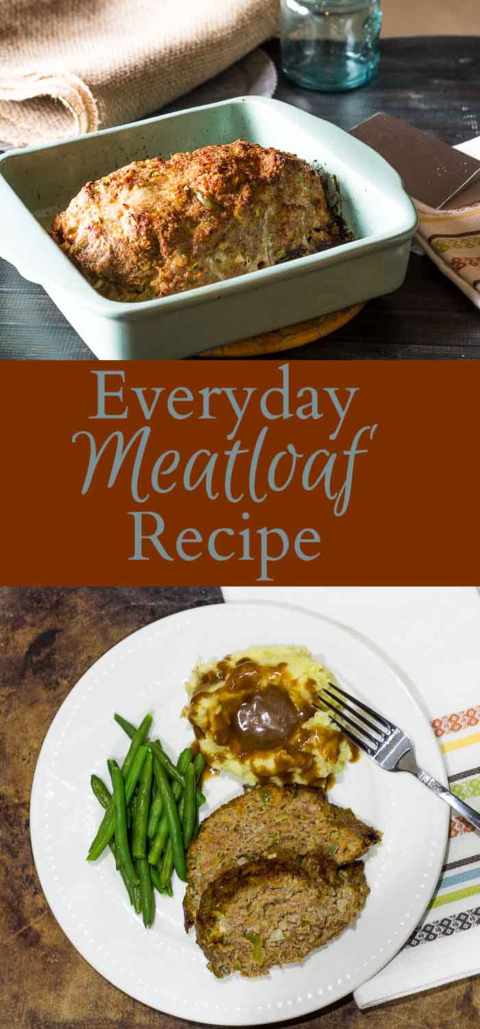 Everday Meatloaf Recipe