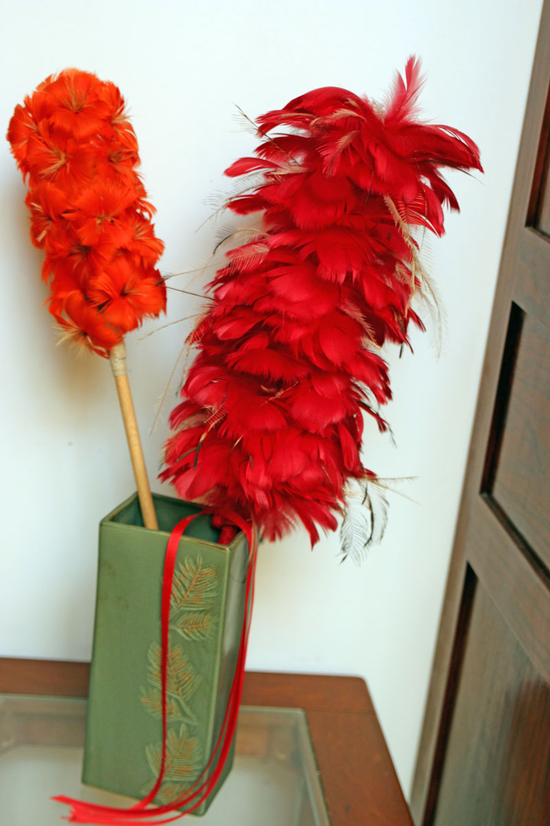 FeathersRed