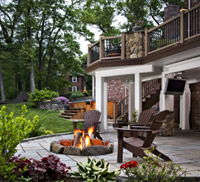 Outdoor Living Blog Outdoorlicious Outdoor Fire Pit