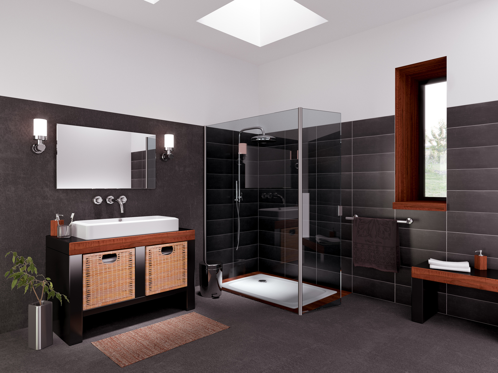 Tips To Add a Sense of Elegant Simplicity to the Bathroom