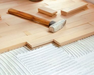 Hardwood or Laminate Flooring