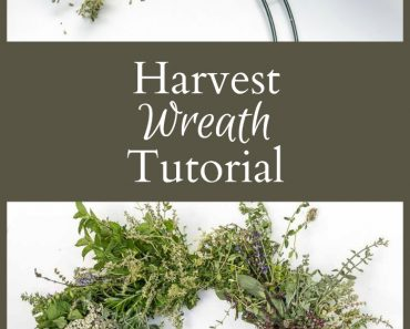 Harvest Wreath Tutorial