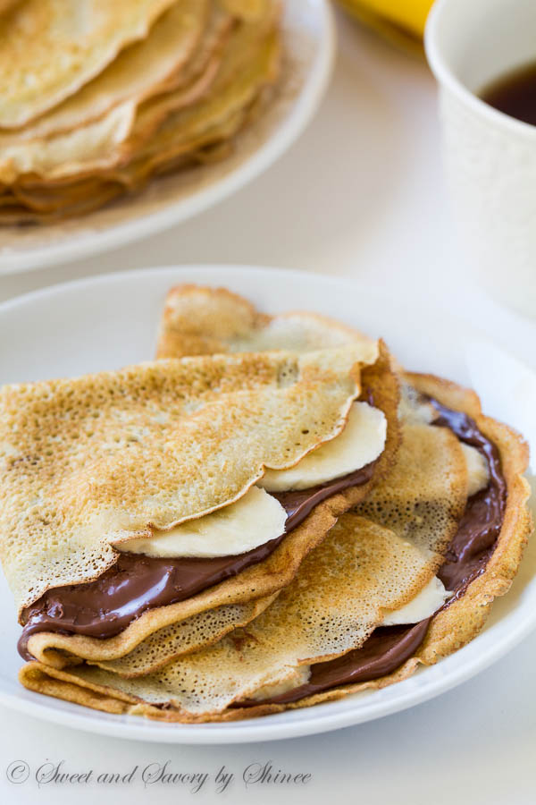 Lacy Crepes