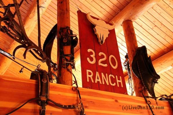320 ranch sign