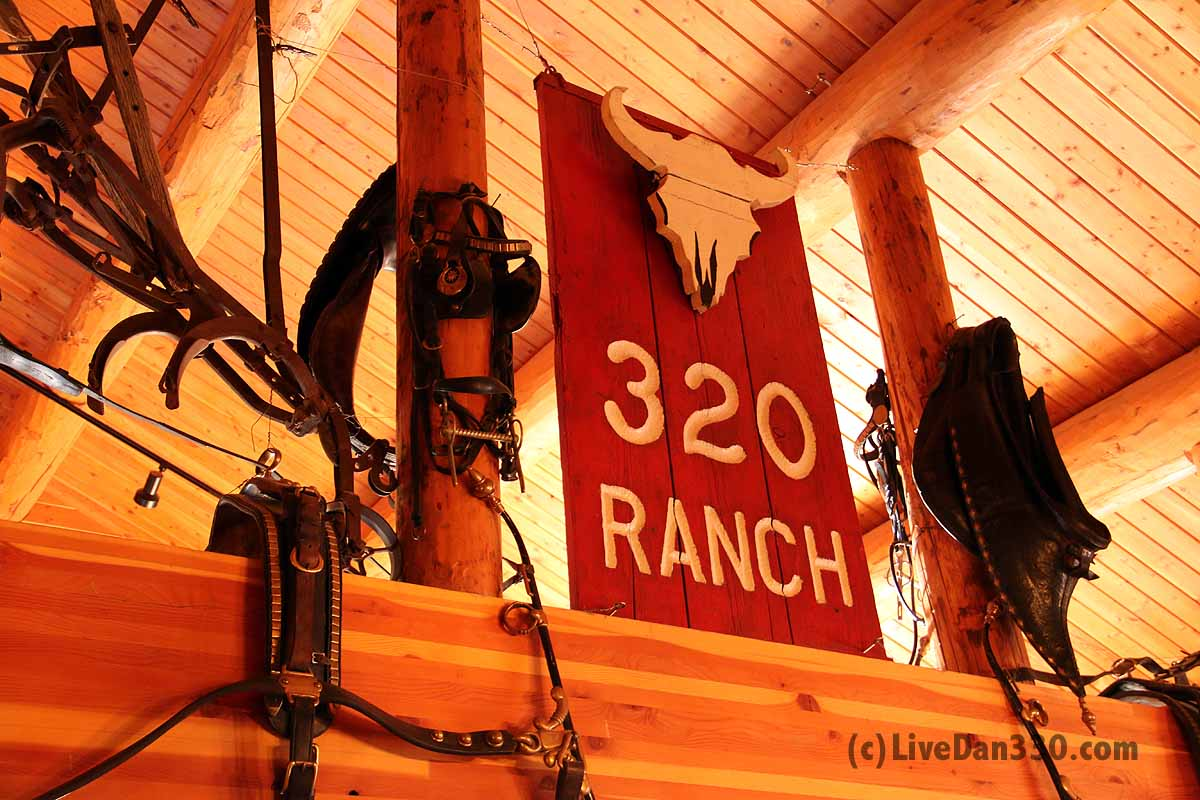 320 ranch sign
