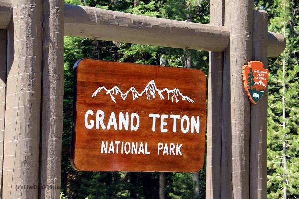 grand teton picnic site