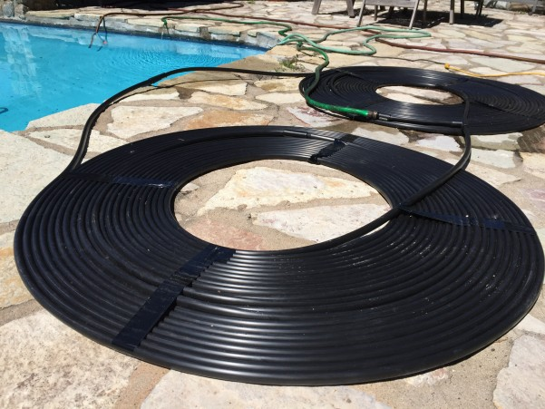 how to make a pool heater