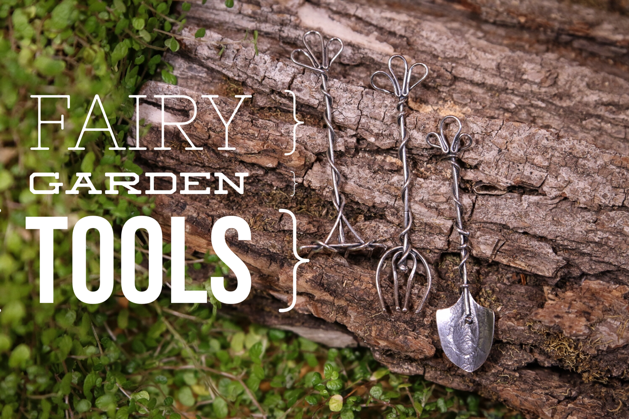 Fairy Garden Tools