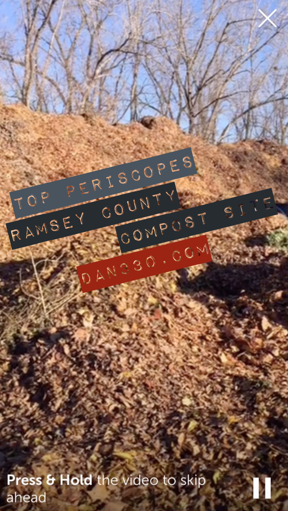 ramsey county compost site
