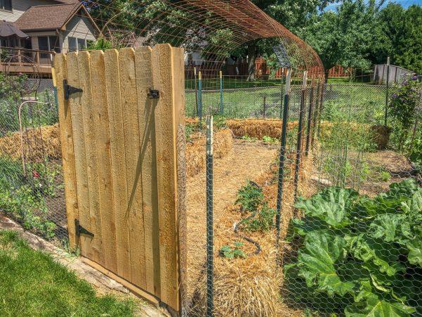 Diy Garden Gate Dan330