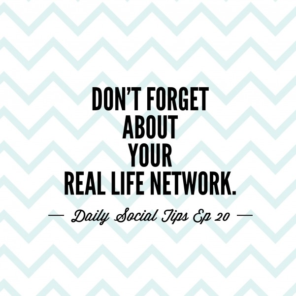 real life networks