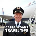captain dan travel tips