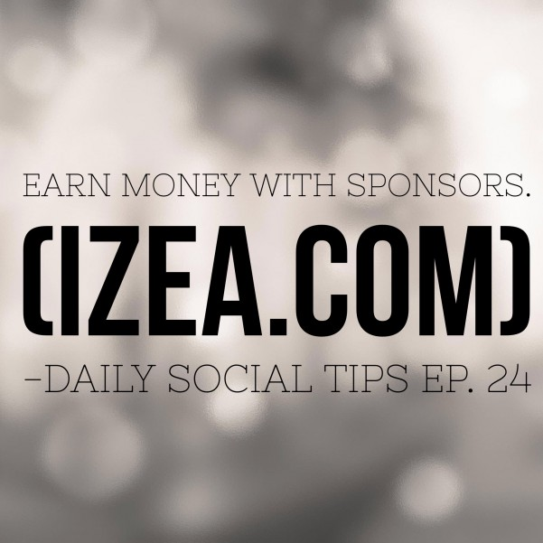 make money with sponsored content